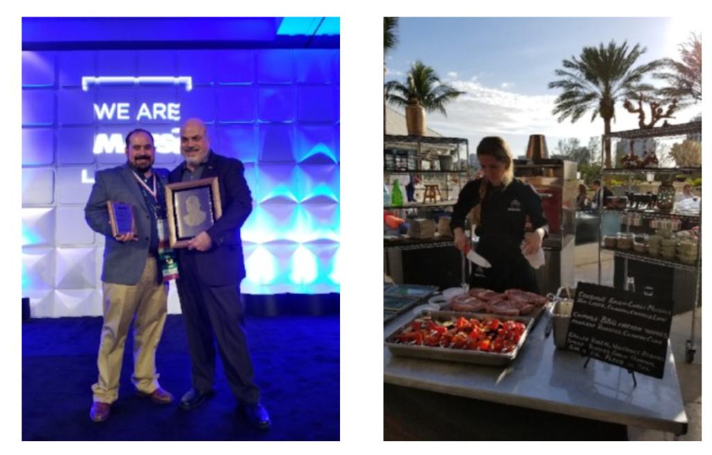 Joe Ferri Jr. & Joe Ferri Sr MAFSI Awards, Mibrassa