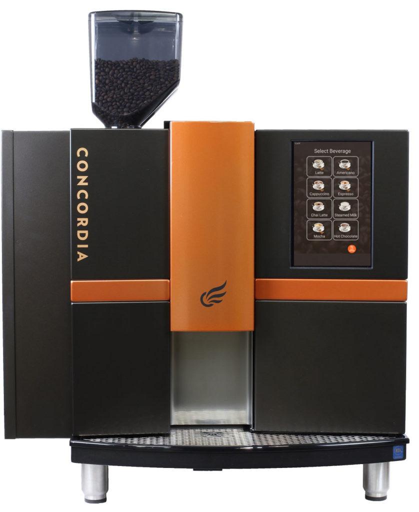 Concordia machine